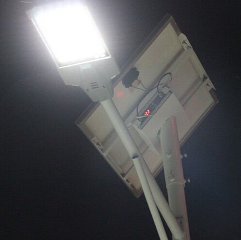 Solar Street Light (with Lithium Battery Control System)