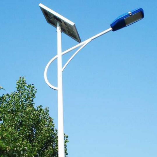 Solar Street Light (with Gel Battery System)