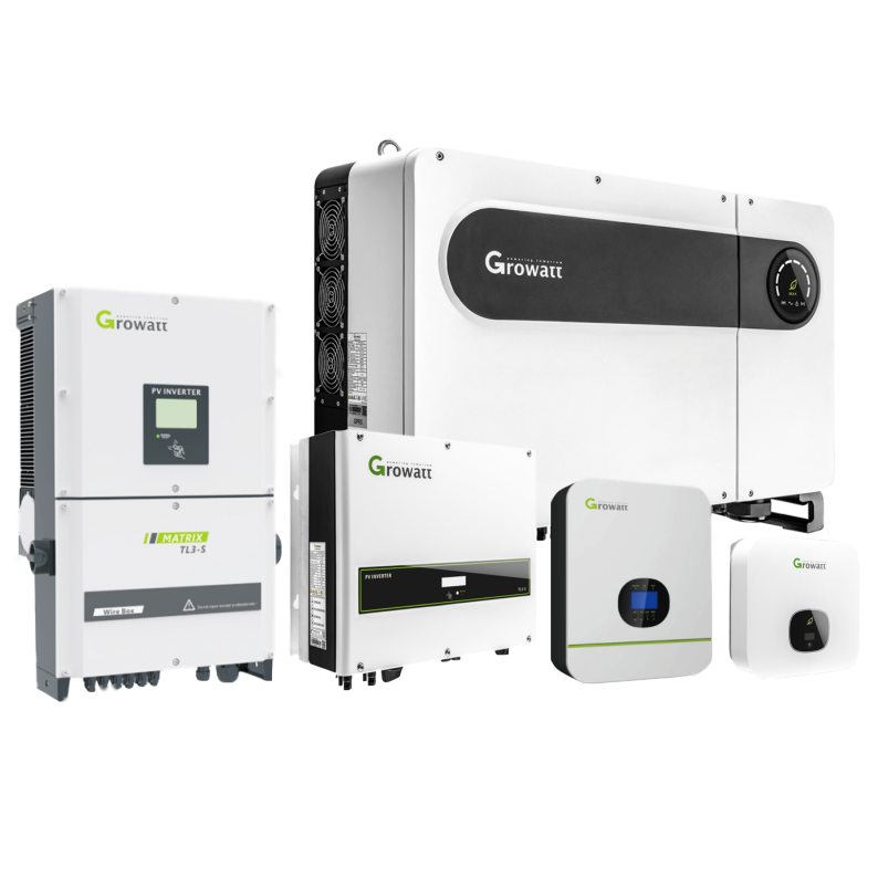 Growatt brand PV inverters